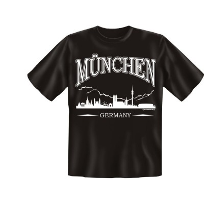 Fun T-Shirt - München Germany