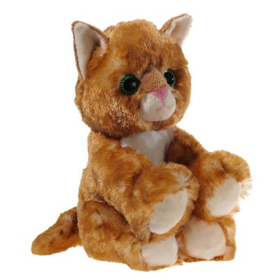 Softissimo Glitter Kitty Katzenbaby gold 20cm