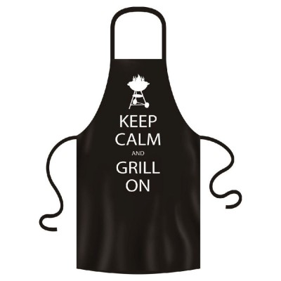 Schürze Küche & Grill Keep Calm and Grill On