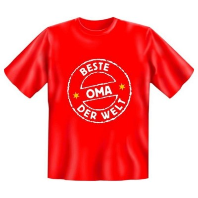 Fun T-Shirt Beste Oma
