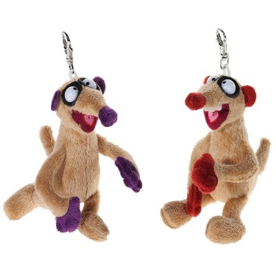 Jan & Henry Keyring Set